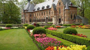 Le château de Grand-Bigard, un monument historique classé depuis 1940.