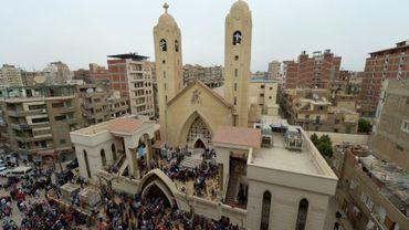 Egypte Irak Syrie Les Chretiens D Orient De L Inquietude A L Exil