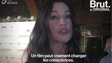 Le cinéma peut-il changer le monde? Au Festival Lumière de Lyon, des acteurs répondent à cette question philosophique
