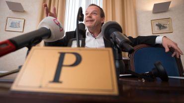 Contraint et forcé, Damien Thiéry renonce au mayorat de Linkebeek
