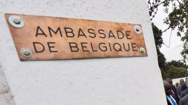 La nouvelle ambassade de Belgique à Kinshasa