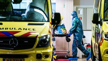 Pays-Bas: le coronavirus entraîne 34 nouveaux décès, 213 au total