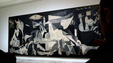 "Pablo Picasso, ""Guernica"""