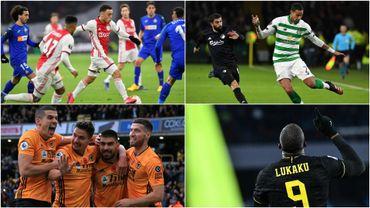 Grosse soirée en Europa League avec les élilminations de l'Ajax ou de Séville et les qualifications de Dendoncker et de Wolverhampton