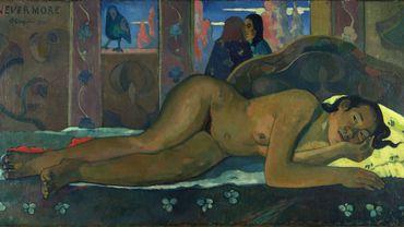 Une oeuvre de Paul Gauguin