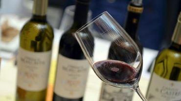 Une start-up française présente au salon CES de Las Vegas une machine à doses individuelles qui sert un verre de vin aux conditions idéales pour sa dégustation