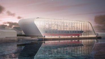 La plus grande pièce de musée au monde exposée en Norvège
