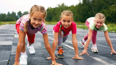 Encourager l'activité physique avant cinq ans pour contrer l'obésité infantile