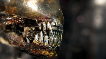 """Décès de Hans Ruedi Giger, créateur du monstre du film """"Alien"""""""