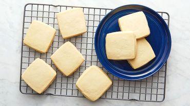 La recette à 3 ingrédients de Candice: Biscuits parfaits