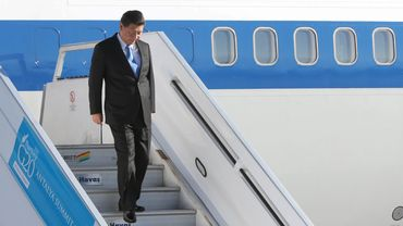 """""""Le terrorisme est l'ennemi commun de l'humanité. La communauté internationale doit agir ensemble"""", a déclaré le chef de l'Etat chinois Xi Jinping."""