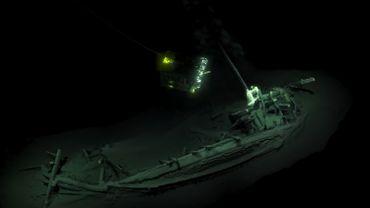 L'équipe de recherche a découvert plus de 60 épaves remontant à l'Antiquité.