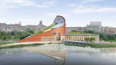 Futur musée de LLN