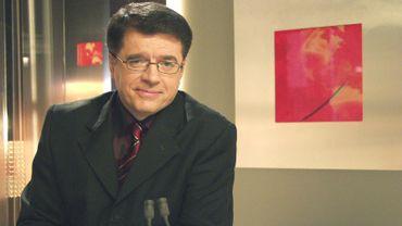 Michel Feys avait fait la pluie et le beau temps à la RTBF de 2001 à 2010