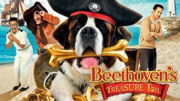 Beethoven, le trésor des pirates