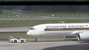 Coronavirus: Singapore Airlines inaugure un passeport numérique pour prouver son statut sanitaire