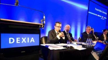 Dexia pourrait essuyer des pertes jusqu'en 2018