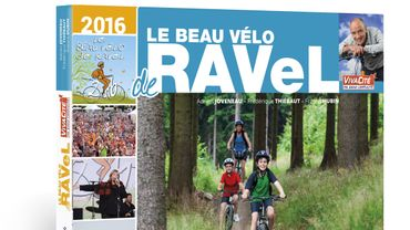 """Le Livre """"Le Beau Vélo de RAVeL"""""""
