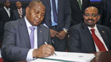 Centrafrique: un huitième accord de paix a été signé à Bangui