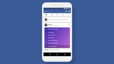 Facebook propose un nouveau mode de publication: les listes