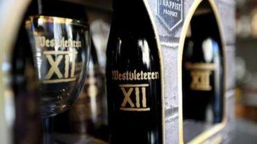 La Westvleteren 12 encore couronnée par les amateurs de bière