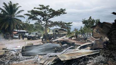 Plus de 6000 personnes ont été tuées dans la région de Beni, dan sla province du Nord-Kivu, depuis 2013.