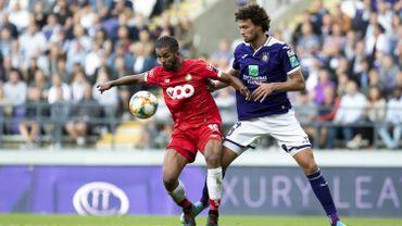 """Mehdi Carcela : """"Anderlecht a mérité sa victoire aujourd'hui"""""""