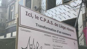 Le CPAS de Liège: un propriétaire au portefeuille immobilier bien garni