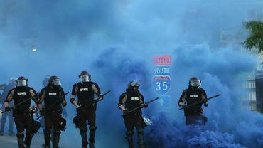 """Mort de George Floyd  : la police de Minneapolis va être """"démantelée"""", selon la municipalité"""