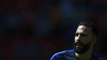 L'Olympique de Marseille se sépare d'Adil Rami