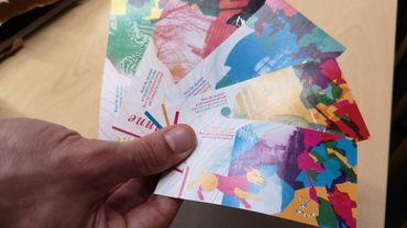 La Zinne, la nouvelle monnaie locale est lancée à Bruxelles
