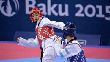 Si Mohamed Ketbi décroche la médaille de bronze en taekwondo