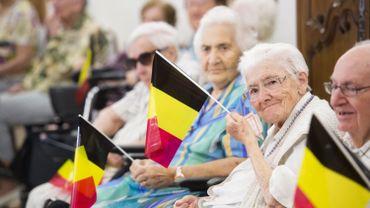 Le vieillissement de la population se stabilisera en 2040 en Belgique