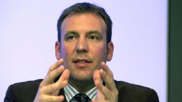 Le secrétaire d'Etat à l'Asile et aux Migrations, Melchior Wathelet