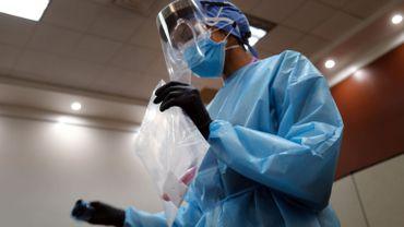 Coronavirus à New York: baisse record, moins de 100 morts en 24heures