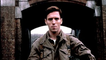 "Damian Lewis incarne le Major Richard D Winters dans ""Band of Brothers"""