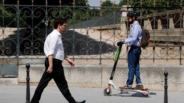 France: les trottinettes électriques vont être bannies des trottoirs