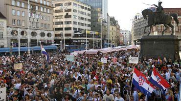 """Le rassemblement a été baptisé """"Festival de la liberté"""" par les organisateurs."""