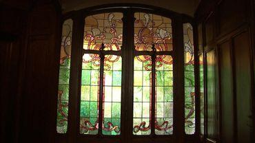 Des vitraux signés Horta