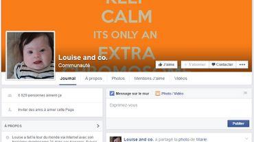 """Le Facebook de la maman d'une petite """"chromosome +1"""" fait le tour du web"""