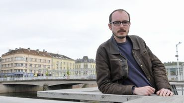 Le lanceur d'alerte Antoine Deltour