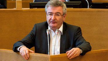 Le ministre wallon René Collin est venu à Bomal pour présenter de nouvelles subventions accordées au secteur touristique.