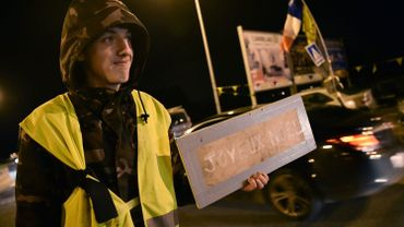 Pour les manifestants, l'affaiblissement des mobilisations s'explique par les fêtes de fin d'années.