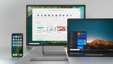 Microsoft dévoile les nouvelles icônes de sa suite Office