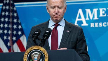 Coronavirus: Joe Biden ordonne la mise en berne des drapeaux pour marquer le demi-million de décès