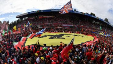 Monza restera au calendrier de la F1 cinq ans de plus