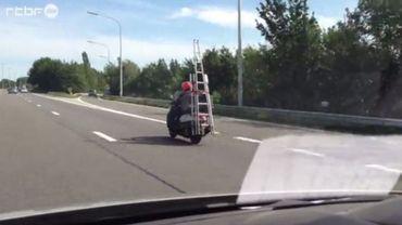 La sécurité pas encore bien comprise par certains motards