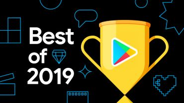"Le Play Store dévoile son ""Best of 2019"""