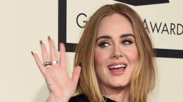 "Adele a refusé de mettre en streaming son dernier album, ""25"", paru cet automne."