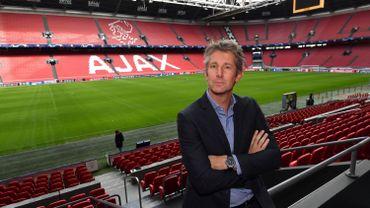 Edwin van der Sar comprend que son Ajax ne soit pas désigné champion